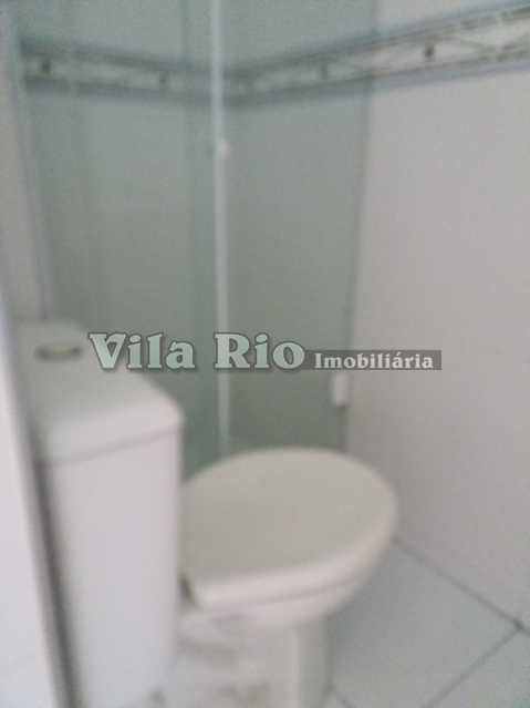 BANHEIRO  2 - Apartamento À VENDA, Vila da Penha, Rio de Janeiro, RJ - VAP20214 - 12
