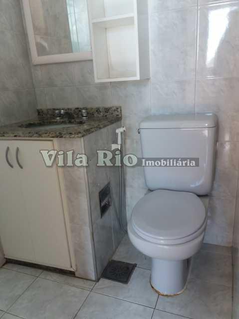 BANHEIRO  4 - Apartamento À VENDA, Vila da Penha, Rio de Janeiro, RJ - VAP20214 - 14