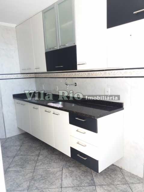COZINHA 2 - Apartamento À VENDA, Vila da Penha, Rio de Janeiro, RJ - VAP20214 - 16