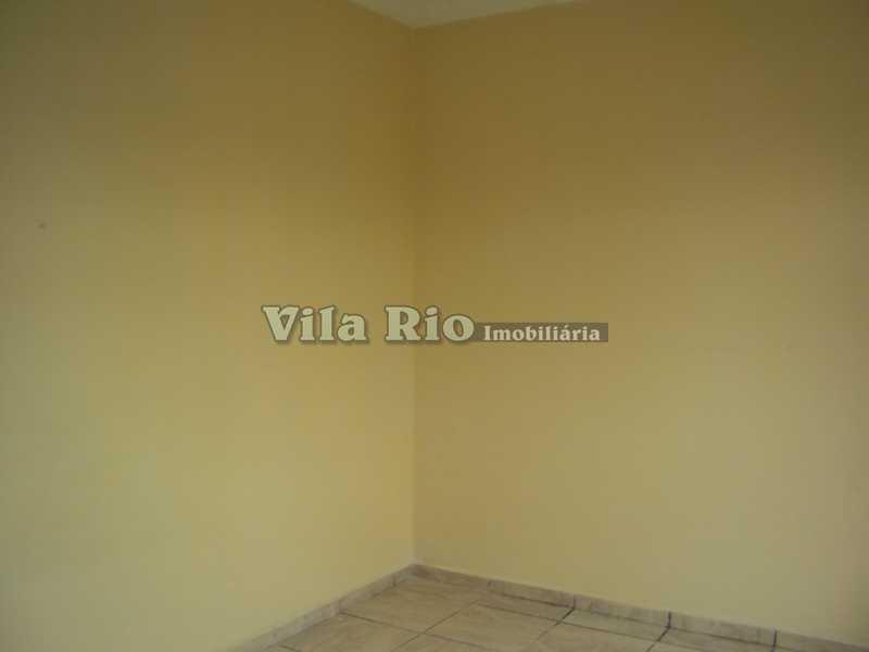 QUARTO1. - Apartamento 2 quartos à venda Jardim América, Rio de Janeiro - R$ 230.000 - VAP20217 - 5