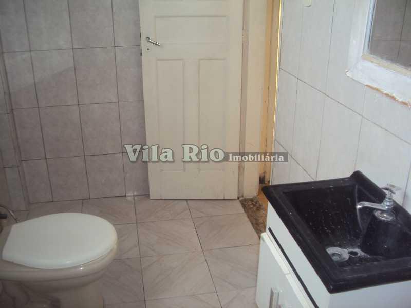 BANHEIRO - Apartamento Jardim América,Rio de Janeiro,RJ À Venda,2 Quartos,66m² - VAP20217 - 9
