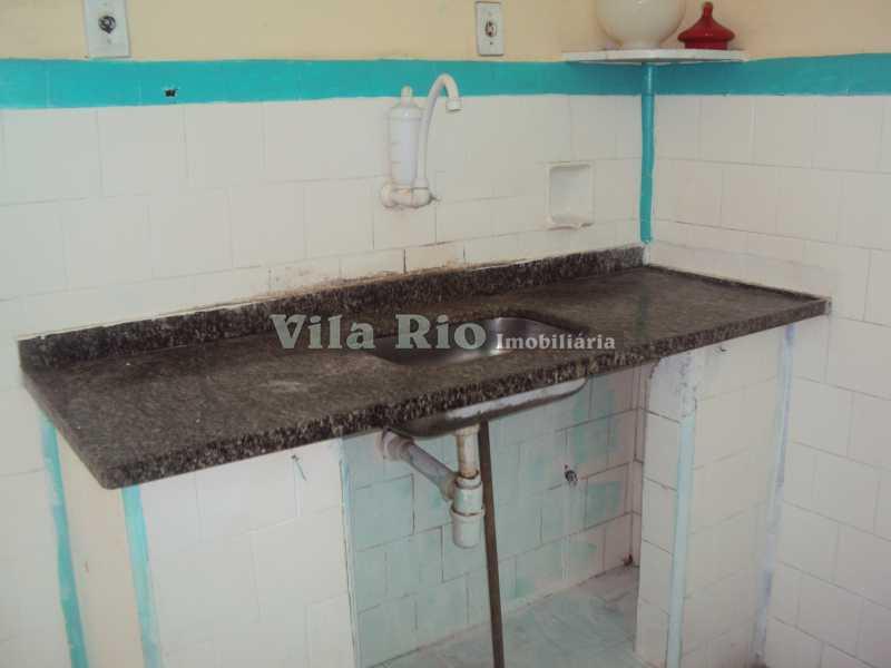 COZINHA - Apartamento 2 quartos à venda Jardim América, Rio de Janeiro - R$ 230.000 - VAP20217 - 13