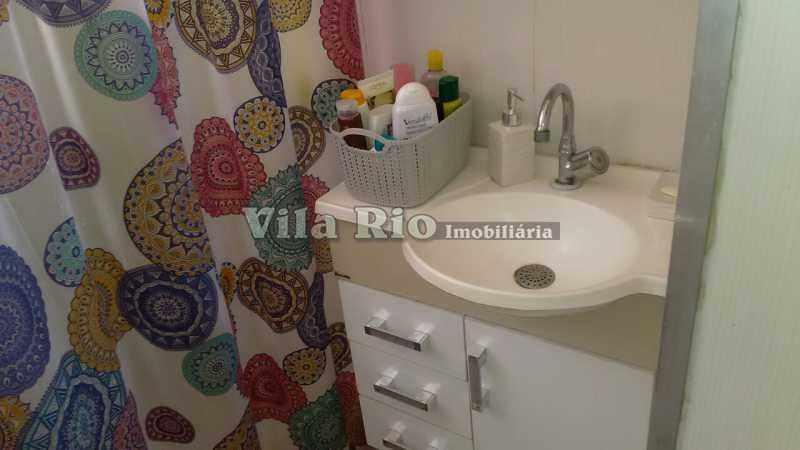 BANHEIRO - Casa 2 quartos à venda Cordovil, Rio de Janeiro - R$ 400.000 - VCA20022 - 8