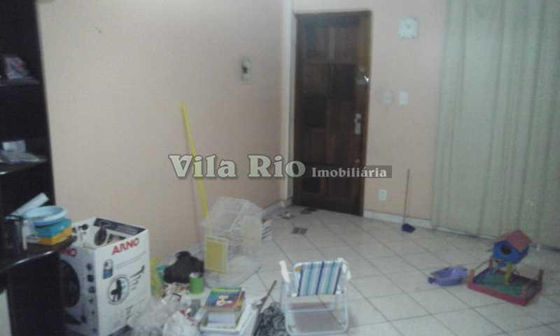SALA 1 - Apartamento À VENDA, Coelho Neto, Rio de Janeiro, RJ - VAP20222 - 1