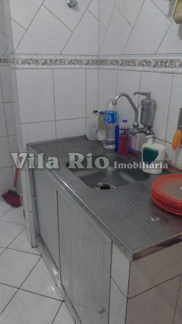 COZINHA 1 - Apartamento À VENDA, Coelho Neto, Rio de Janeiro, RJ - VAP20222 - 12