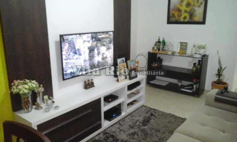 SALA 1 - Apartamento 2 quartos à venda Colégio, Rio de Janeiro - R$ 170.000 - VAP20223 - 1