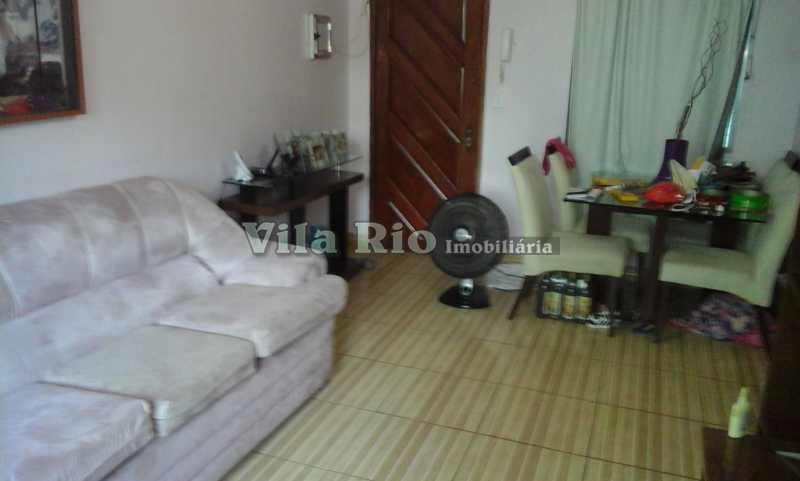 SALA 3 - Apartamento À VENDA, Coelho Neto, Rio de Janeiro, RJ - VAP20224 - 4
