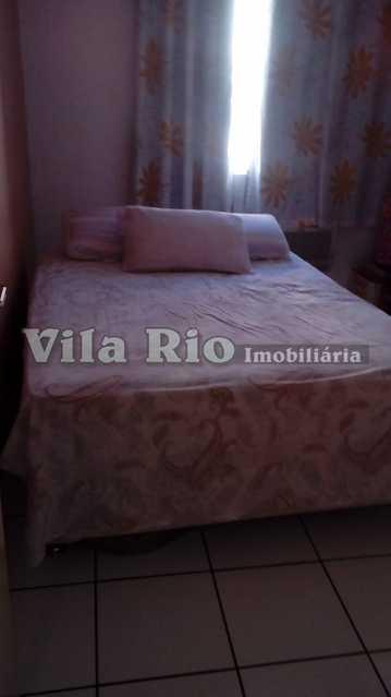 QUARTO1 - Apartamento 2 quartos à venda Vaz Lobo, Rio de Janeiro - R$ 215.000 - VAP20225 - 4