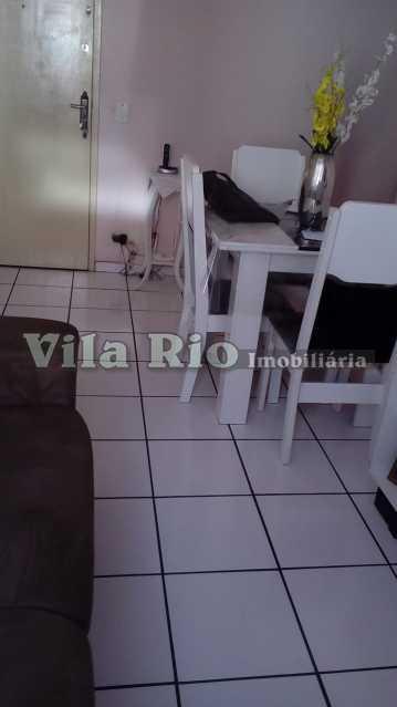 SALA - Apartamento 2 quartos à venda Vaz Lobo, Rio de Janeiro - R$ 215.000 - VAP20225 - 1