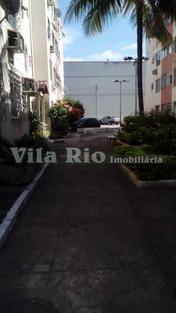 ÁREA EXTERNA1 - Apartamento 2 quartos à venda Vaz Lobo, Rio de Janeiro - R$ 215.000 - VAP20225 - 12
