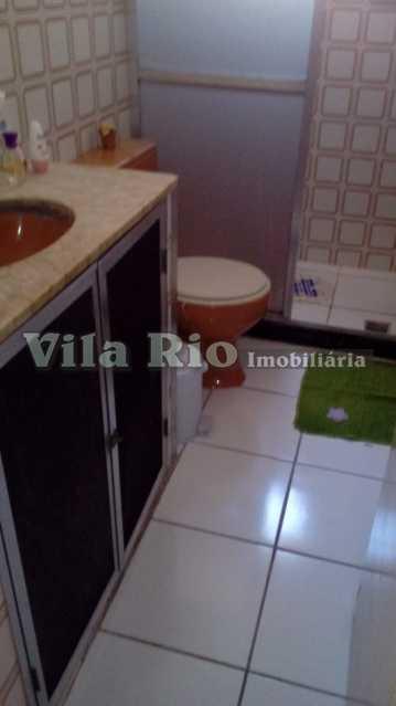 BANHEIRO - Apartamento 2 quartos à venda Vaz Lobo, Rio de Janeiro - R$ 215.000 - VAP20225 - 15
