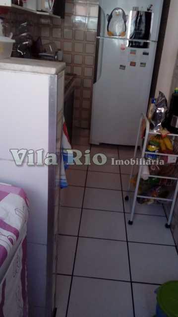 COZINHA1 - Apartamento 2 quartos à venda Vaz Lobo, Rio de Janeiro - R$ 215.000 - VAP20225 - 21