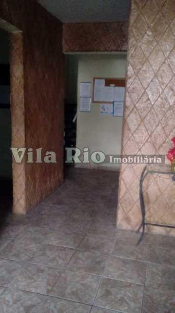 HALL - Apartamento 2 quartos à venda Vaz Lobo, Rio de Janeiro - R$ 215.000 - VAP20225 - 25
