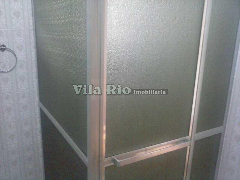 BANHEIRO 1 - Apartamento 2 quartos à venda Braz de Pina, Rio de Janeiro - R$ 290.000 - VAP20226 - 10