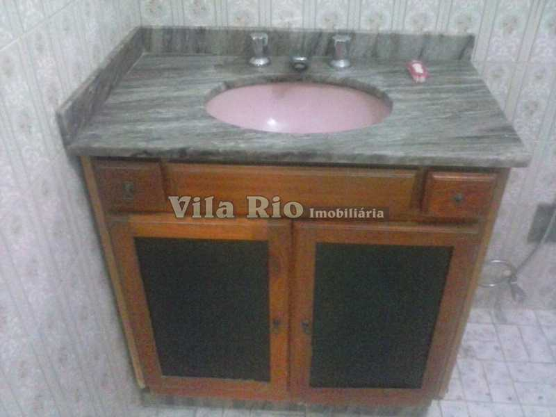 BANHEIRO 2 - Apartamento 2 quartos à venda Braz de Pina, Rio de Janeiro - R$ 290.000 - VAP20226 - 11