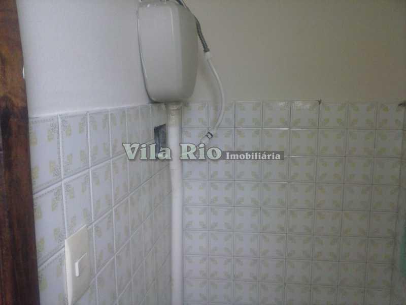 BANHEIRO DE EMPREGADA 1 - Apartamento 2 quartos à venda Braz de Pina, Rio de Janeiro - R$ 290.000 - VAP20226 - 14