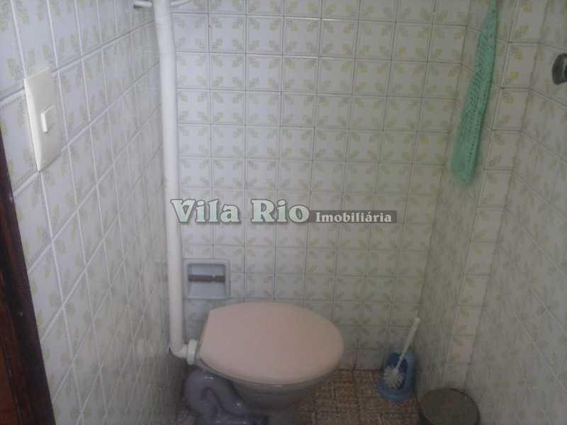 BANHEIRO DE EMPREGADA 2 - Apartamento 2 quartos à venda Braz de Pina, Rio de Janeiro - R$ 290.000 - VAP20226 - 15