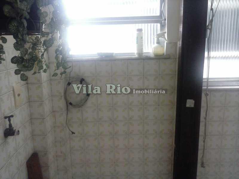 BANHEIRO DE EMPREGADA 3 - Apartamento 2 quartos à venda Braz de Pina, Rio de Janeiro - R$ 290.000 - VAP20226 - 16