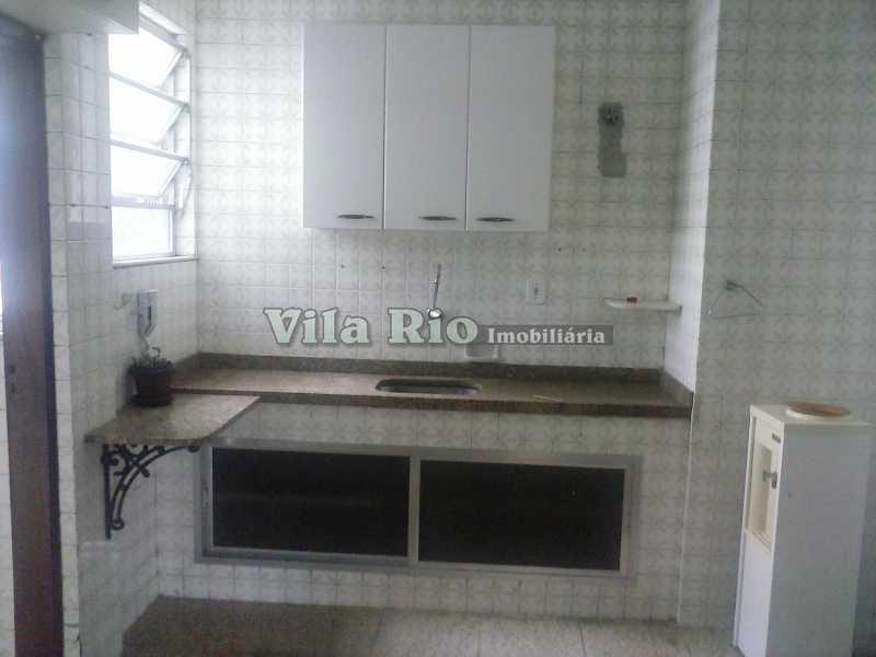 COZINHA 4 - Apartamento 2 quartos à venda Braz de Pina, Rio de Janeiro - R$ 290.000 - VAP20226 - 21