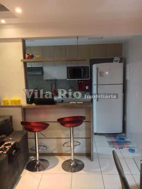 SALA1.1 - Apartamento 2 quartos à venda Penha, Rio de Janeiro - R$ 350.000 - VAP20227 - 3