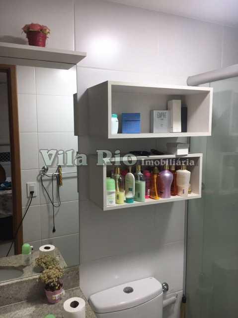 BANHEIRO - Apartamento 2 quartos à venda Penha, Rio de Janeiro - R$ 350.000 - VAP20227 - 7