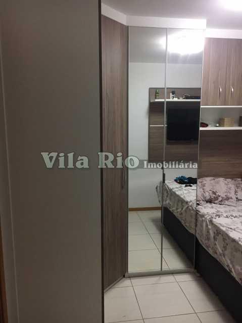 QUARTO1 - Apartamento 2 quartos à venda Penha, Rio de Janeiro - R$ 350.000 - VAP20227 - 9