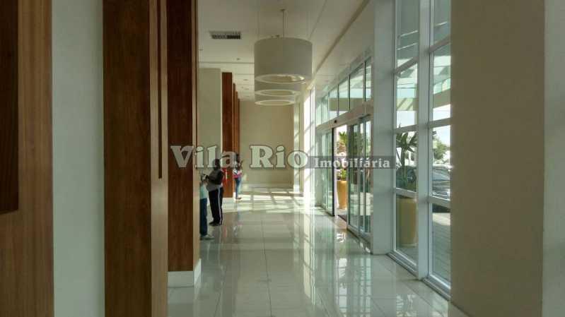 CIRCULAÇÃO EXTERNA 1 - Sala Comercial À VENDA, Vila da Penha, Rio de Janeiro, RJ - VSL00006 - 14