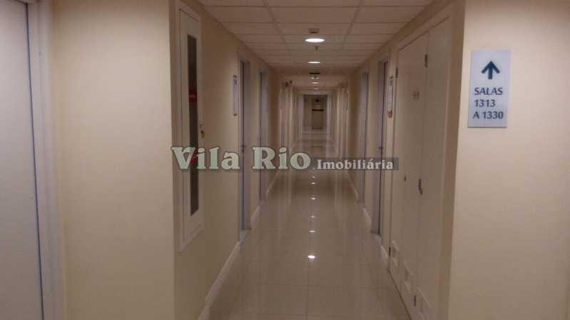 CIRCULAÇÃO EXTERNA 5 - Sala Comercial À VENDA, Vila da Penha, Rio de Janeiro, RJ - VSL00006 - 18