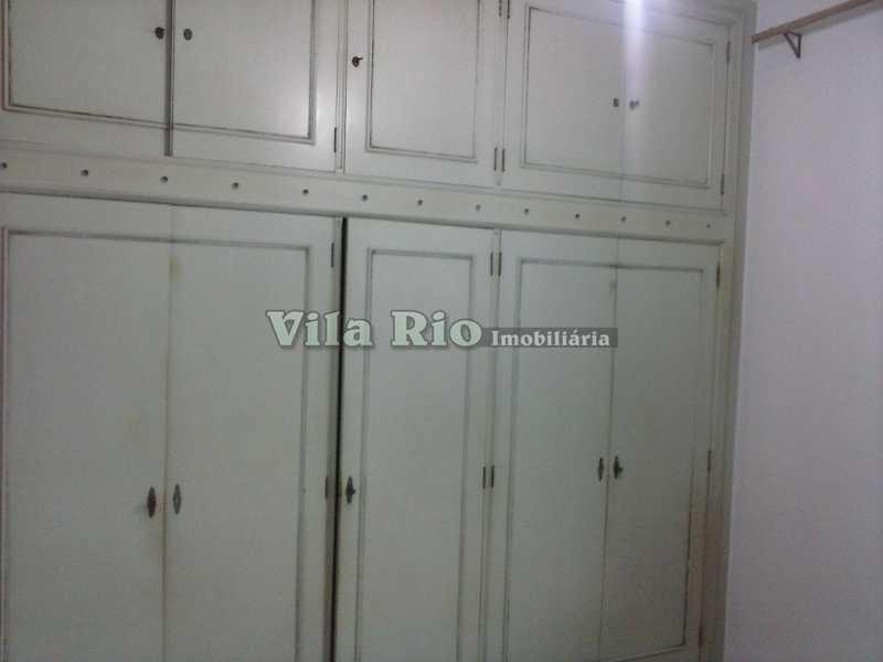 QUARTO 1 - Apartamento 1 quarto à venda Penha Circular, Rio de Janeiro - R$ 190.000 - VAP10019 - 4