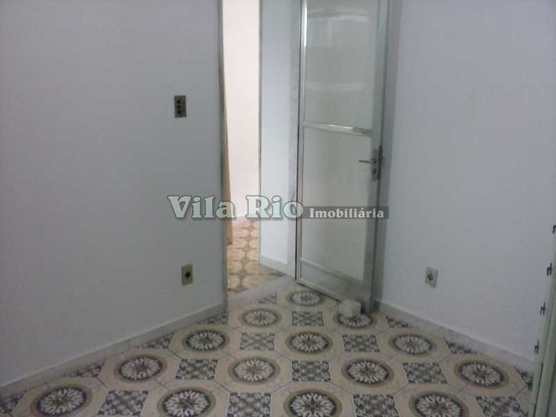 QUARTO 3 - Apartamento 1 quarto à venda Penha Circular, Rio de Janeiro - R$ 190.000 - VAP10019 - 6