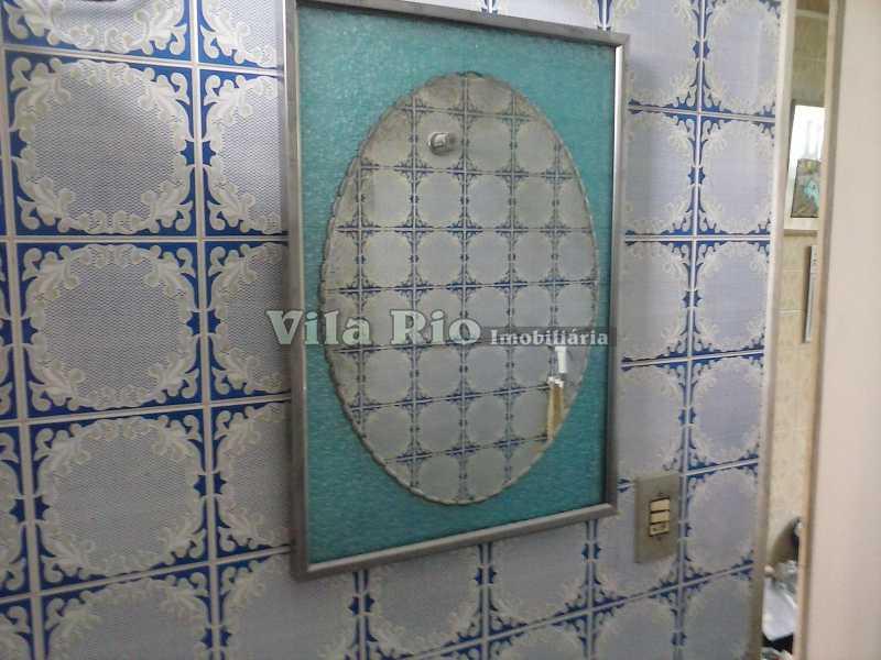 BANHEIRO 1 - Apartamento 1 quarto à venda Penha Circular, Rio de Janeiro - R$ 190.000 - VAP10019 - 9