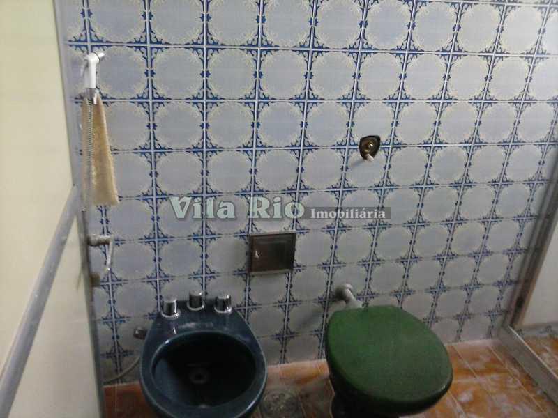 BANHEIRO 2 - Apartamento 1 quarto à venda Penha Circular, Rio de Janeiro - R$ 190.000 - VAP10019 - 10
