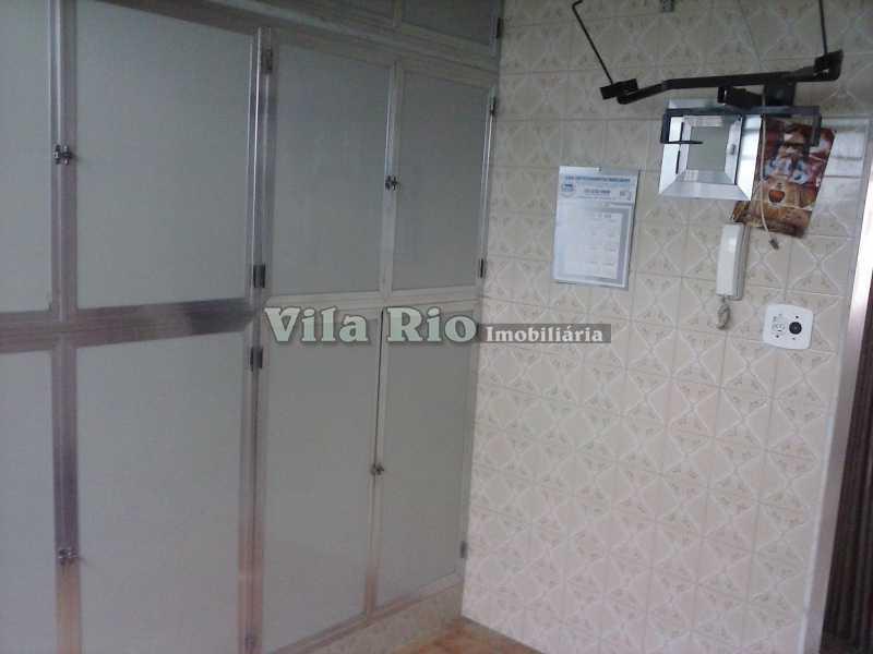 COZINHA 4 - Apartamento 1 quarto à venda Penha Circular, Rio de Janeiro - R$ 190.000 - VAP10019 - 18