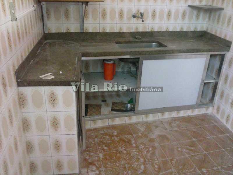 COZINHA 6 - Apartamento 1 quarto à venda Penha Circular, Rio de Janeiro - R$ 190.000 - VAP10019 - 20