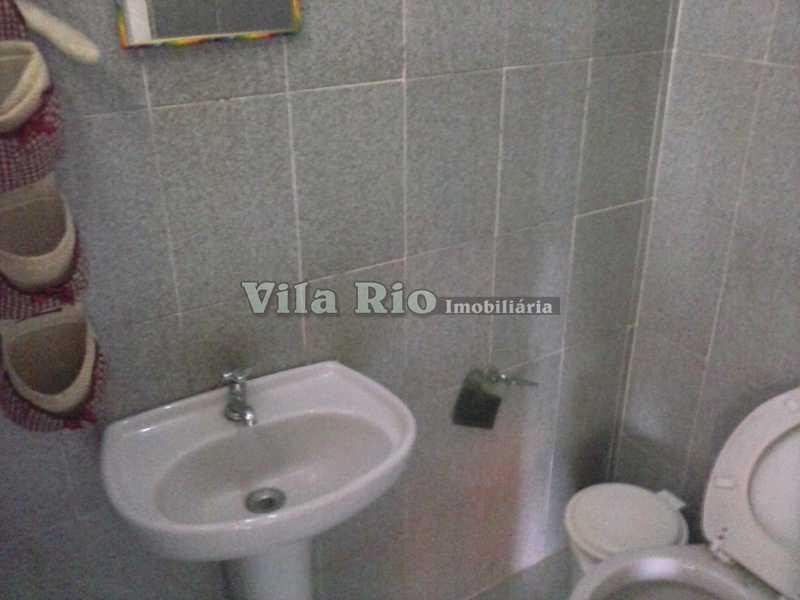BANHEIRO TERRAÇO - Prédio 384m² à venda Vista Alegre, Rio de Janeiro - R$ 2.250.000 - VPR30001 - 12