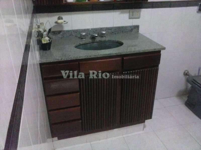 BANHEIRO - Prédio 384m² à venda Vista Alegre, Rio de Janeiro - R$ 2.250.000 - VPR30001 - 13