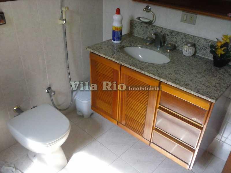 BANHEIRO2.1 - Prédio 384m² à venda Vista Alegre, Rio de Janeiro - R$ 2.250.000 - VPR30001 - 15