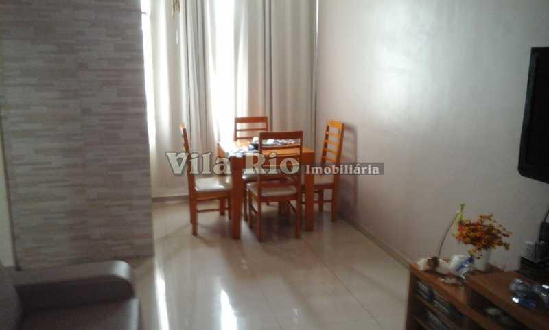 SALA 1 - Apartamento 2 quartos à venda Vila Kosmos, Rio de Janeiro - R$ 320.000 - VAP20240 - 1
