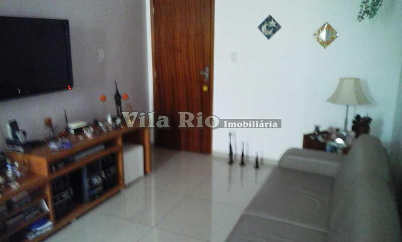 SALA 2 - Apartamento 2 quartos à venda Vila Kosmos, Rio de Janeiro - R$ 320.000 - VAP20240 - 3