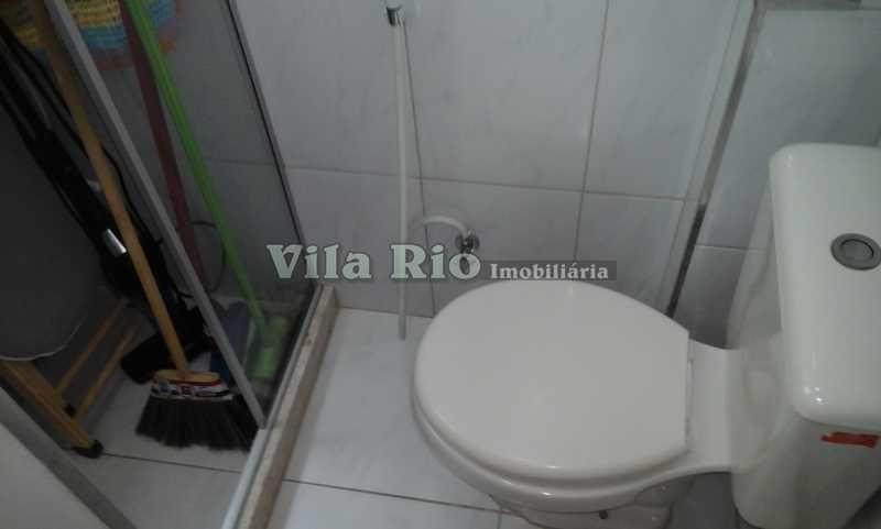 BANHEIRO - Apartamento 2 quartos à venda Vila Kosmos, Rio de Janeiro - R$ 320.000 - VAP20240 - 10