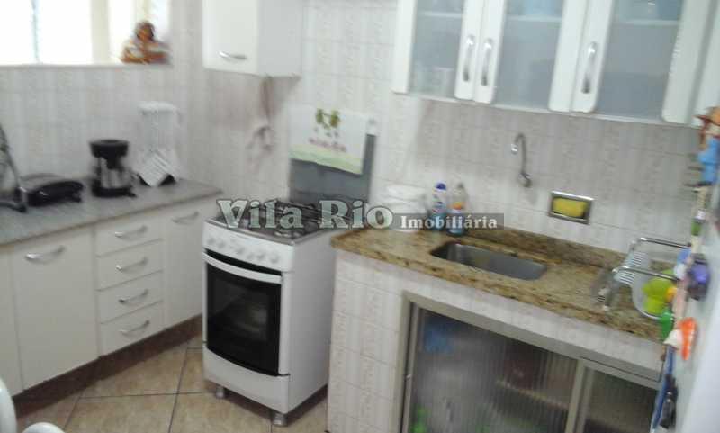COZINHA 3 - Apartamento 2 quartos à venda Vila Kosmos, Rio de Janeiro - R$ 320.000 - VAP20240 - 16