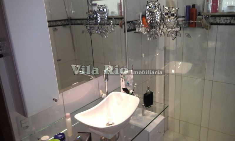 BANHEIRO2 - Apartamento 2 quartos à venda Vila Kosmos, Rio de Janeiro - R$ 320.000 - VAP20240 - 12