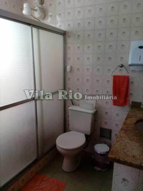 BANHEIRO 1 - Cobertura 3 quartos à venda Vila da Penha, Rio de Janeiro - R$ 400.000 - VCO30006 - 8