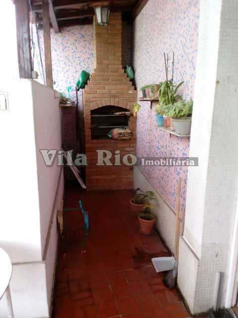 COBERTURA 2 - Cobertura 3 quartos à venda Vila da Penha, Rio de Janeiro - R$ 400.000 - VCO30006 - 16