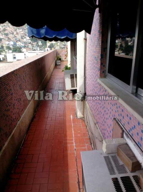 COBERTURA 4 - Cobertura 3 quartos à venda Vila da Penha, Rio de Janeiro - R$ 400.000 - VCO30006 - 17