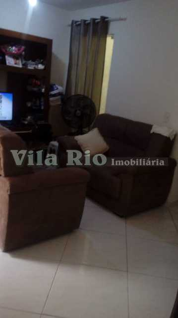 SALA1 - Casa em Condomínio 2 quartos à venda Vila da Penha, Rio de Janeiro - R$ 350.000 - VCN20013 - 1