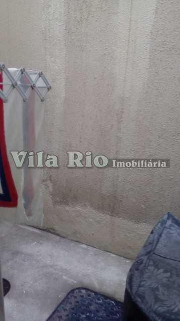 ÁREA - Casa em Condomínio 2 quartos à venda Vila da Penha, Rio de Janeiro - R$ 350.000 - VCN20013 - 10