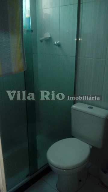 BANHEIRO - Casa em Condomínio 2 quartos à venda Vila da Penha, Rio de Janeiro - R$ 350.000 - VCN20013 - 11