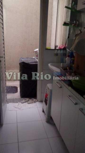 COZINHA1 - Casa em Condomínio 2 quartos à venda Vila da Penha, Rio de Janeiro - R$ 350.000 - VCN20013 - 16