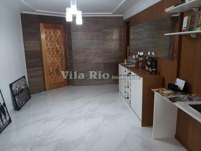 SALA1.1 - Apartamento À VENDA, Vila da Penha, Rio de Janeiro, RJ - VAP30065 - 3